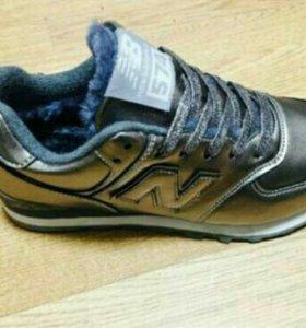 Новые зимние кроссы