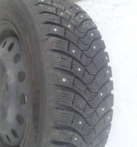 комплект зимних колёс R-15