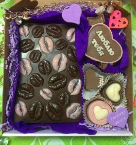 "Шоколадный подарок ""романтика"""