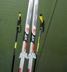 Лыжи комплект беговые
