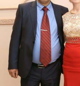 Мужской костюм 50-52размер