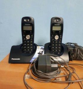Стационарные телефоны dect panasonic