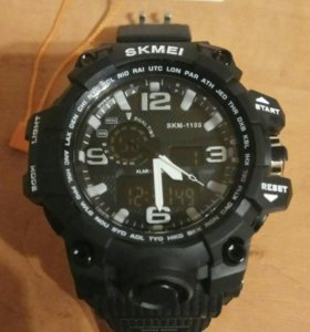 SKMEI 1155 Легендарные часы. Новые