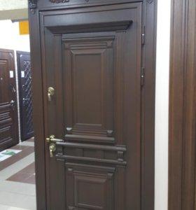 Установка металлических и межкомнатных дверей