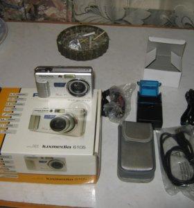 фотокамера Praktica 6Mp Luxmedia 6105