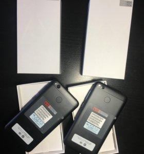 Новые Xiaomi redmi 4x 2-16gb