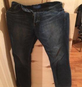 Штаны Reebok, джинсы adidas, штаны columbia