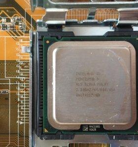 Intel Pentium D 945 Presler