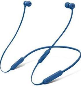 Беспроводные наушники Beats X (синие)