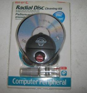 Очистка CD,DVD