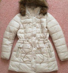 Новая! Зимняя куртка-парка Zolla