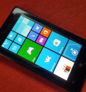 Lumia 532 двухсимочный
