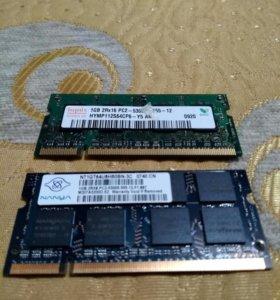 ОЗУ Оперативная память DDR2
