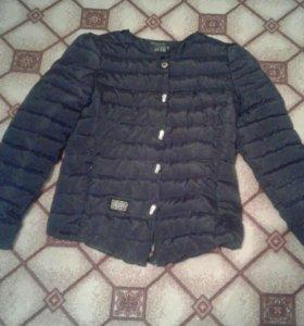 Новая курточка ДЕМИСЕЗОНКА