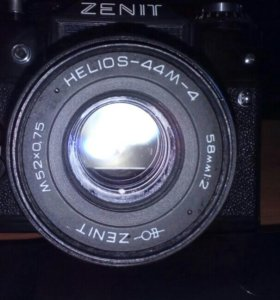 Обьектив для фотоаппарата