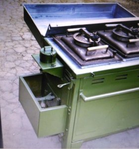 Кухня полевая КП-20