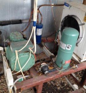 Холодильная установка АКК Bitzer 2013 2CC-3,2-40S