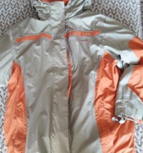 Спортивная куртка женская 3 в 1