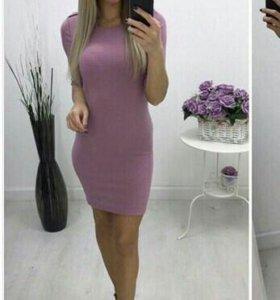 Платье новое с этикеткой.44рр
