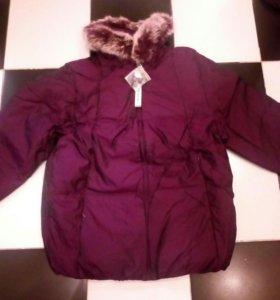 Новая куртка savage L.торг