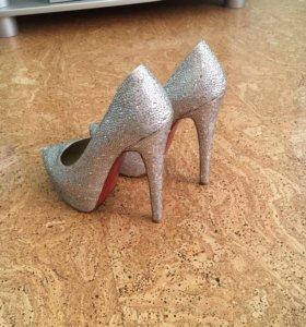 Туфли для свадьбы или выпускного