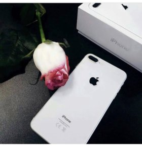 Apple iPhone 8 plus 256 Gb Silver
