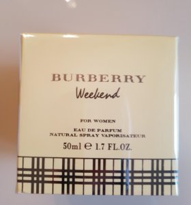 Духи Burberry Weekend 50 ml