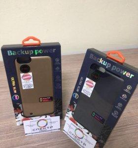 Чехол АКБ IPhone 6/6s Plus