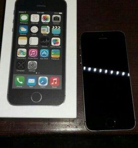 Айфон 5S с документами iphone 5 S