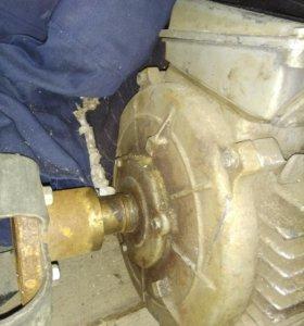 Двигатель асинхронный 15квт