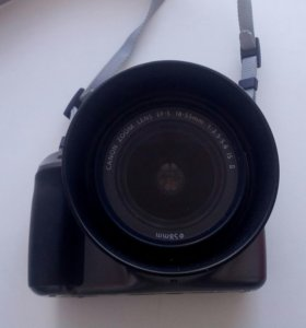 Canon EOS 1100D+Объектив Canon efs 55-250