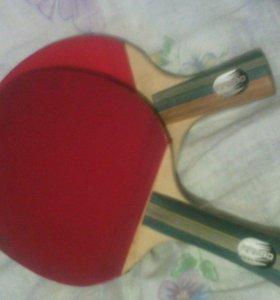Теннисные ракетки Rambo