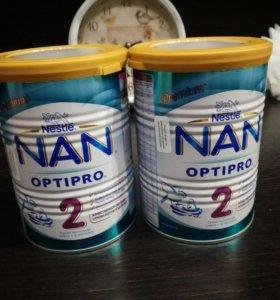 Сухая смесь NAN optipro 2