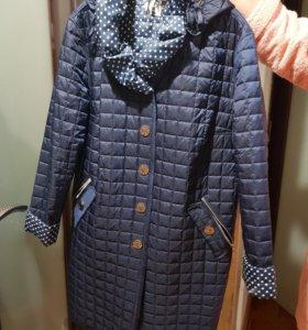 Новое пальто размер 48/50