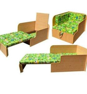 Детский диван-кровать. Новый