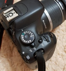 Canon EOS 550D kit 18-55