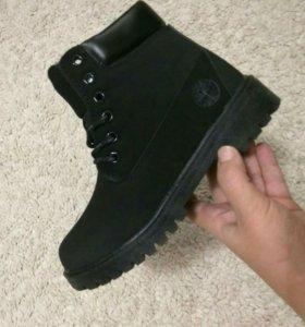 Новые ботинки зима на 35р (22,5 по стельке)