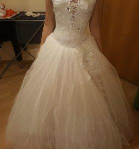 """Свадебное платье ,,Ветка Карина"""""""