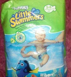 Трусики-подгузники для плавания