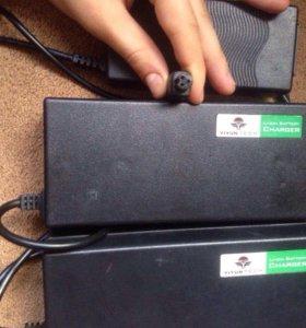 Зарядки для гироскутера