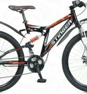 Велосипед Stinger Highlander 200D 18