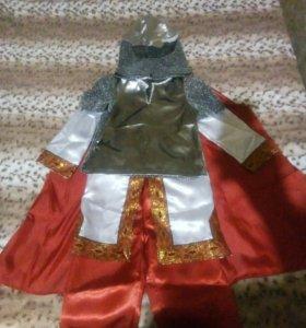 Новогодний костюм-Богатьрь