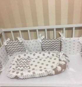 Комплект постельных принадлежностей для малышей