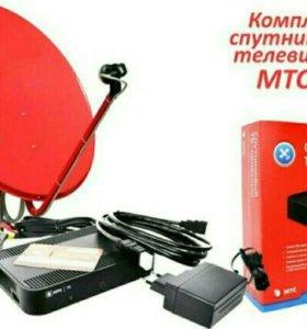 МТС Приставка Спутникового ТВ