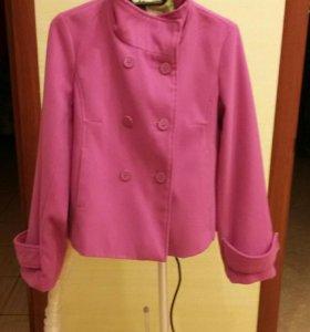 Пальто-куртка-полупальто