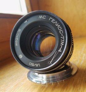 Продам объектив мс Гелиос 77М-4 50/1.8