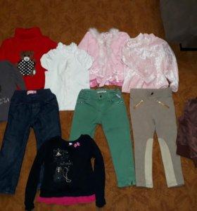 Пакет одежды на 3 года