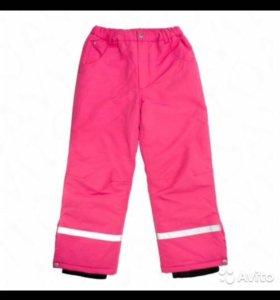 Новые зимние брюки.