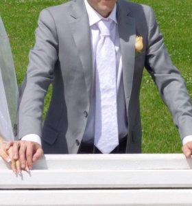 Мужской костюм Albione, 42 размер