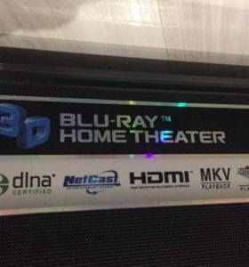 Продаётся DVD LG blu-ray home the ater и буфер LG